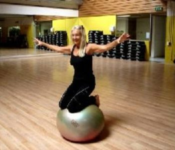 Fitness Soft-Fitball-Flow Tonic-BalancePad-Staby
