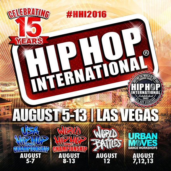 World Hip Hop Championship Las Vegas