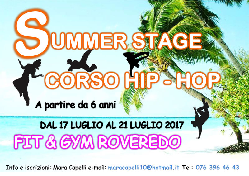 Hip-Hop Summer Stage 2017