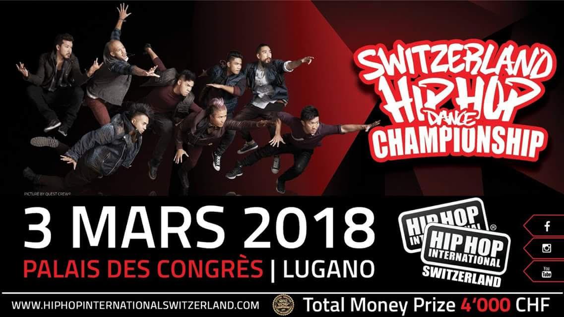 Switzerland Hip Hop Dance Championship