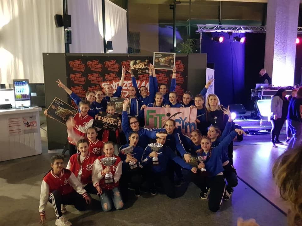 I Nostri Gruppi Ai Campionati Svizzeri 2019 Di Hip-Hop A Lugano